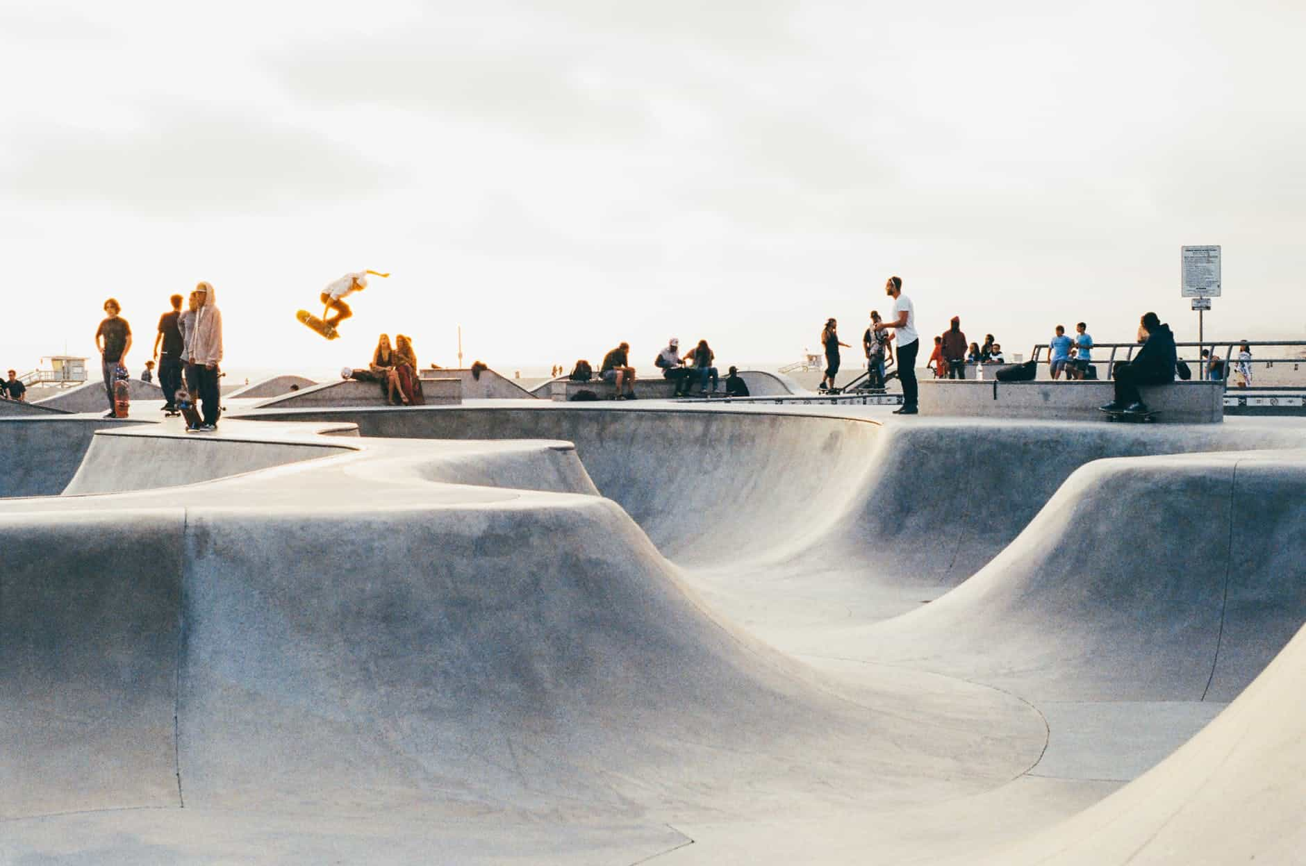 Skate Park: How To Go For It
